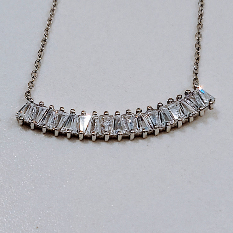 DAINTY STERLING SILVER NECKLACE