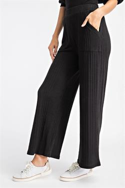 RIBBED COZY PANTS