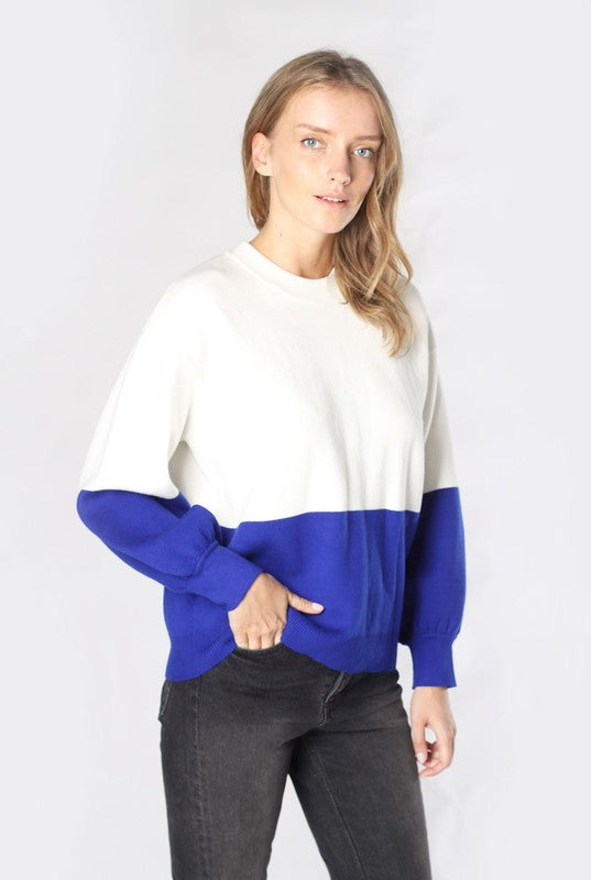 THE SONIA SWEATER