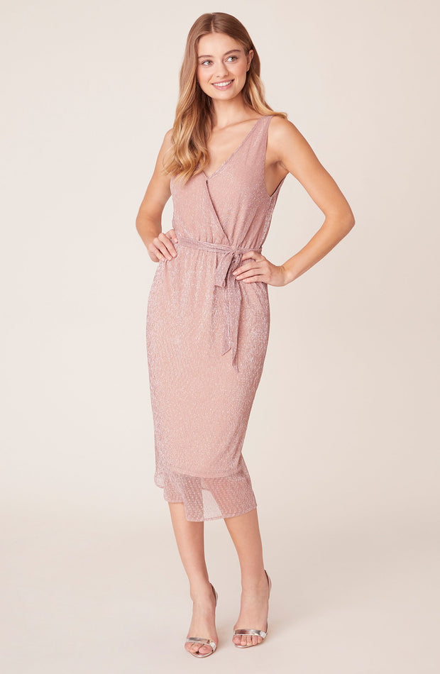LOVE TO LOVE YOU MIDI DRESS