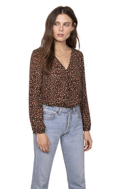 WILD NOTIONS LEOPARD BODYSUIT