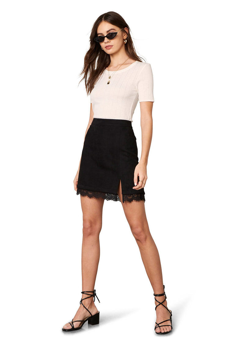 MELROSE LACE SKIRT