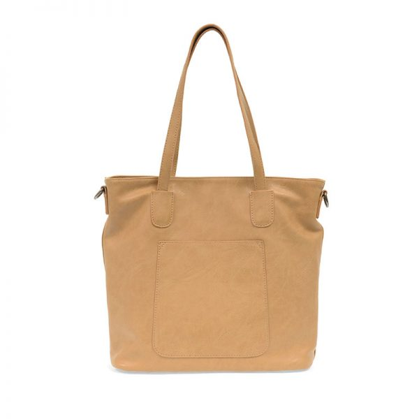 TERRI TRAVELER ZIP TOTE BAG