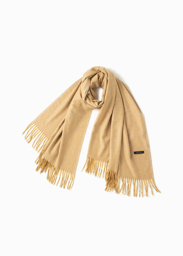SOFT NOISE GRAIN SCARF
