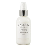 RIDDLE OIL SPRAY LOTION 4 OZ