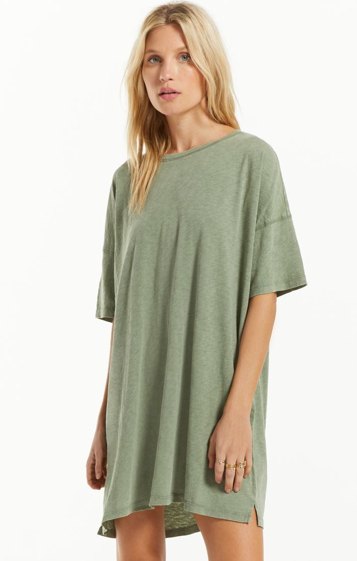 DELTA TSHIRT DRESS