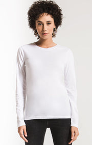 THE PERFECT LONG SLEEVE TEE