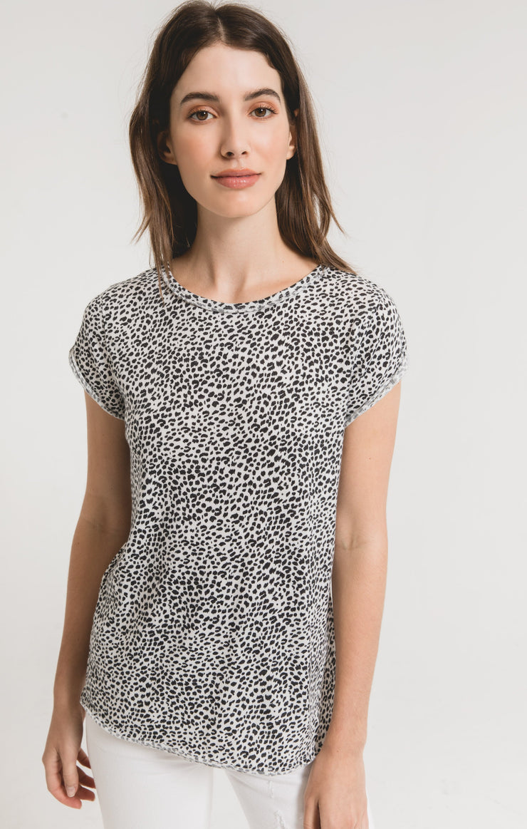 THE MINI LEOPARD TEE