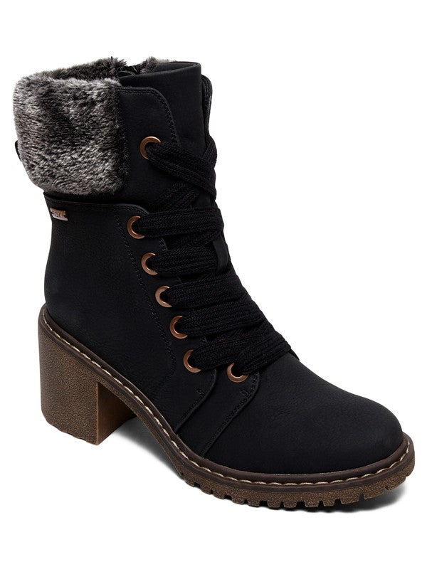 WHITLEY HEELED BOOT