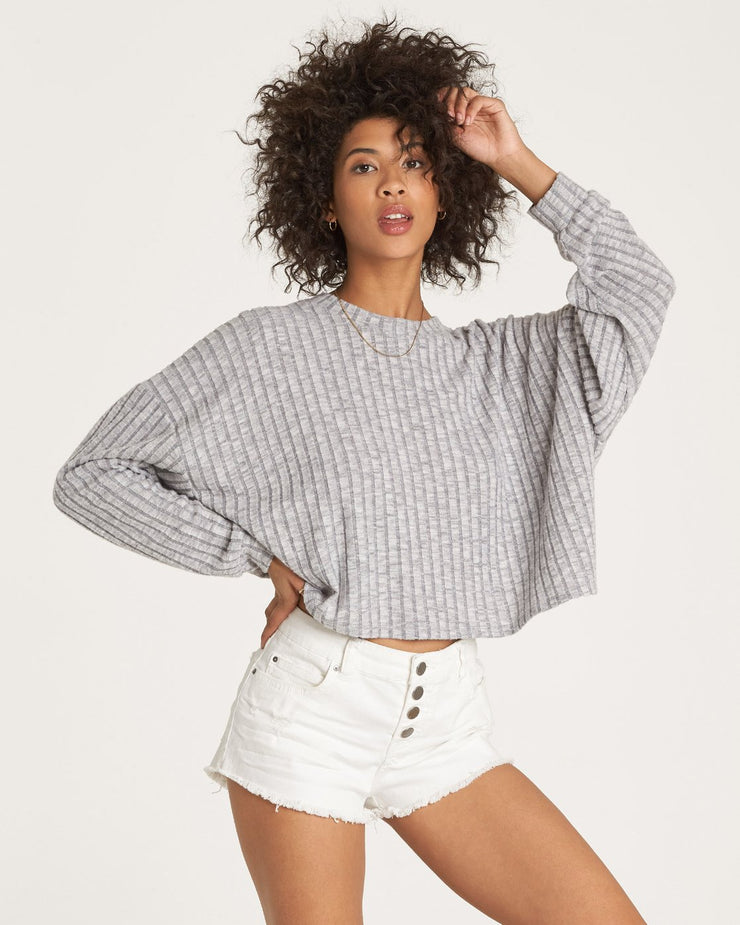 EASY WAY CROPPED TOP