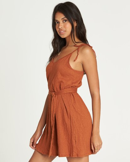 GOING STEADY MINI DRESS