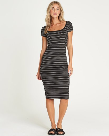 DAY NIGHT MIDI DRESS