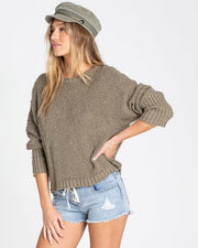 EASY GOING SWEATER
