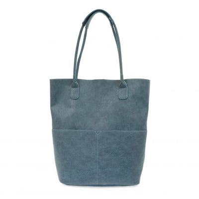 NORTH SOUTH KELLY TOTE