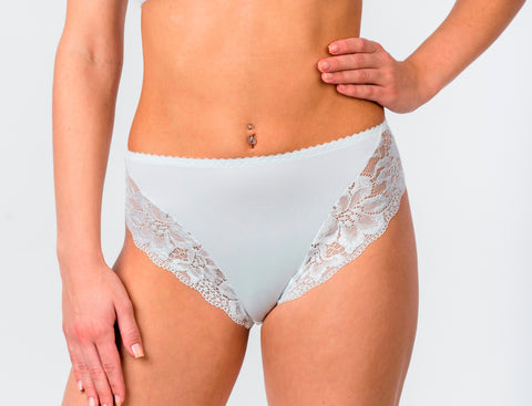 Women's Panties in White color (12368)