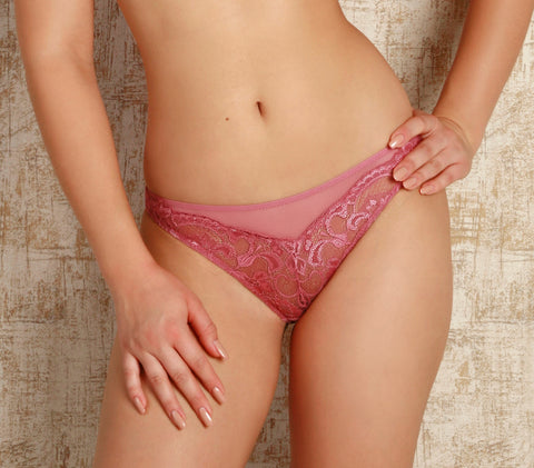 Women's Panties in Pink color (2072)