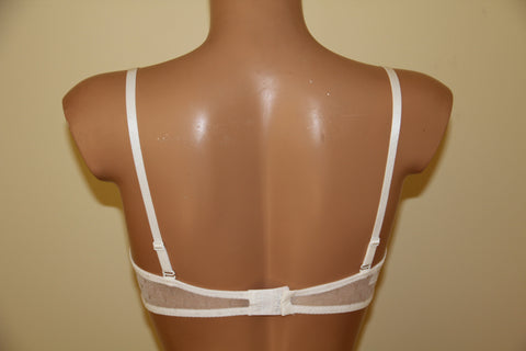 Women's Padded Bra in White color, size 70D (4650)