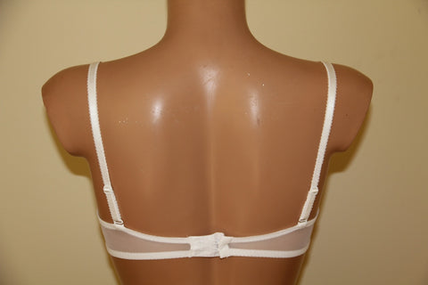 Women's Padded Bra in White color, size 70D (4656)