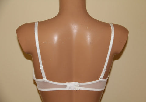 Women's Push up Bra in White color (6386)