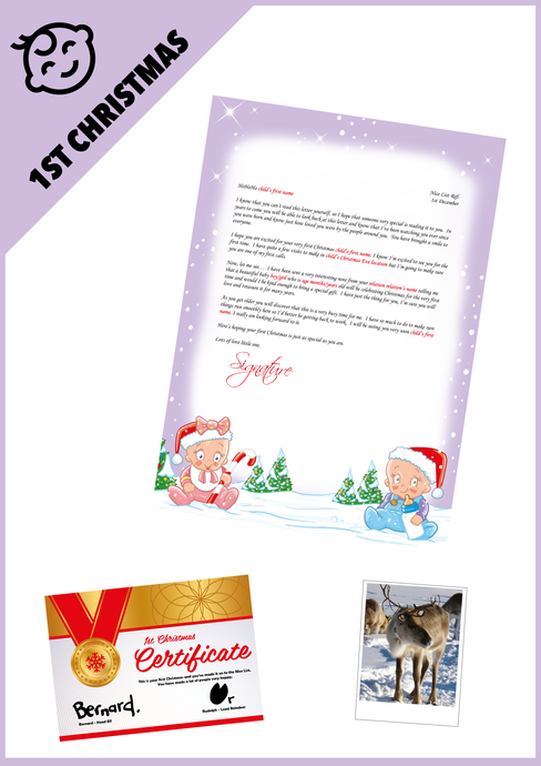 Personalised-Santa-Letter-Pack-Graphic-Babies-1st-Letter