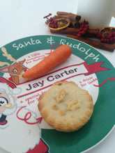 Load image into Gallery viewer, Printed Personalised Christmas Eve Plate