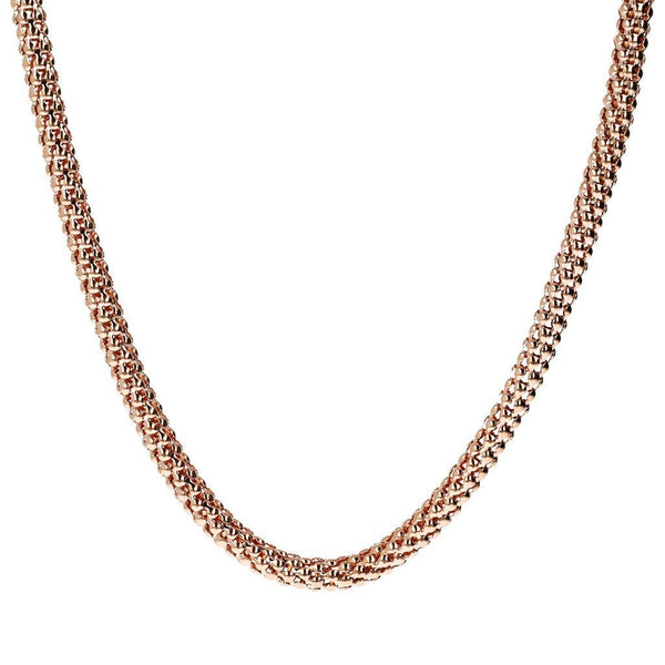 Bronzallure Korean Necklace