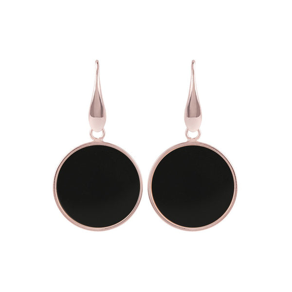 Bronzallure Mini Mineral Earrings