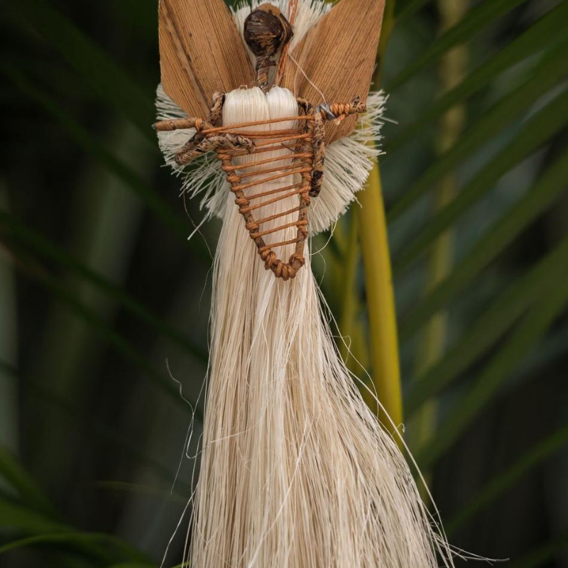 Sisal Angel Hanging - Guitar