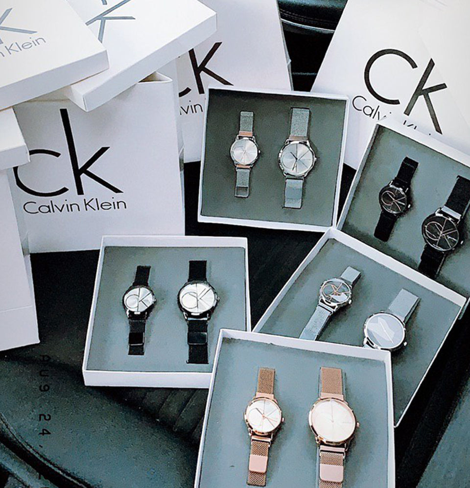CK - Couple Watch