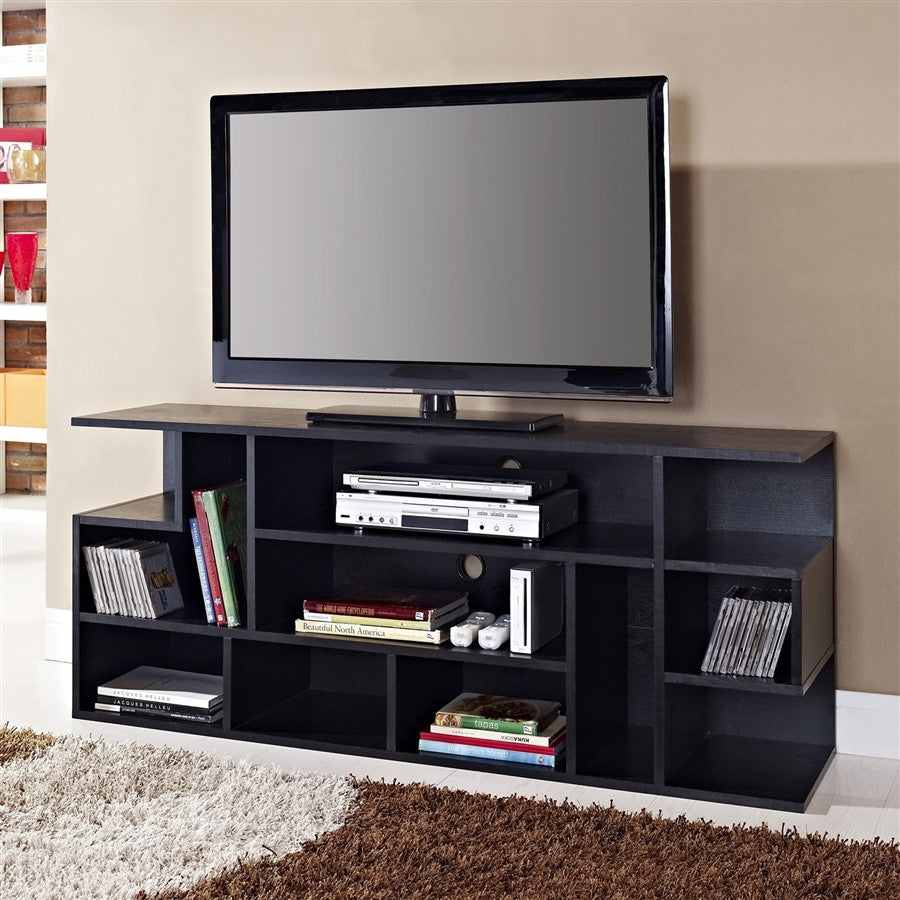 "GeoStyle Modern Open Concept 60"" Flat Screen TV Stand"