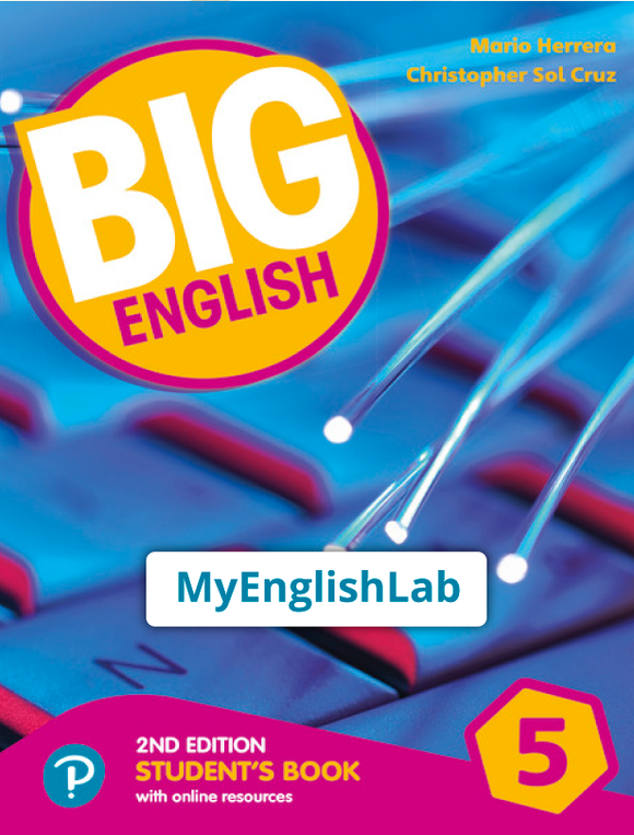 BIG ENGLISH AMERICAN 2ND EDITION LEVEL 5 (STUDENT BOOK READER+ ACCESS & PEP ACCESS) 9781292368061