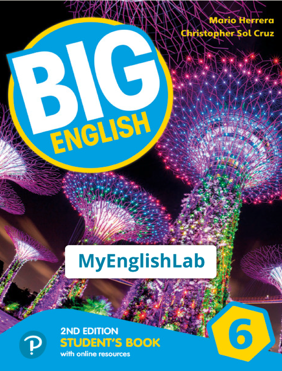 BIG ENGLISH AMERICAN 2ND EDITION LEVEL 6 (STUDENT BOOK READER+ ACCESS & PEP ACCESS) 9781292368078