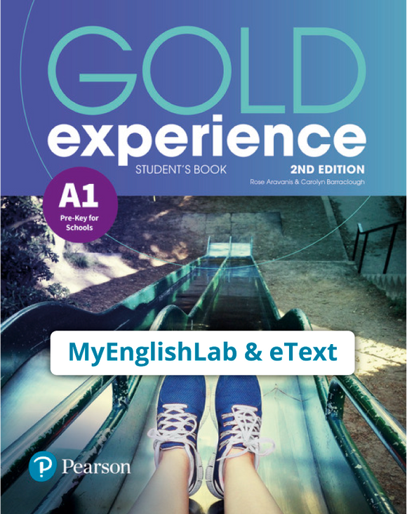 Gold Experience 2nd Edition A1 (eBook,OP,App) - 9781292194172