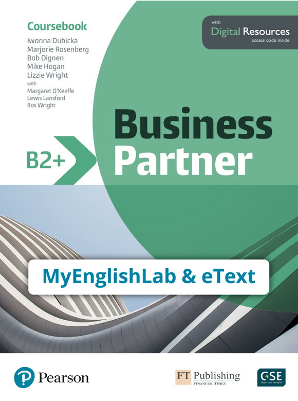 ETEXT & MYENGLISHLAB: BUSINESS PARTNER B2+ | 9781292362625