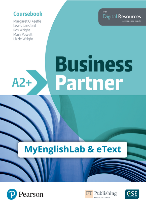 ETEXT & MYENGLISHLAB: BUSINESS PARTNER A2+ | 9781292362595