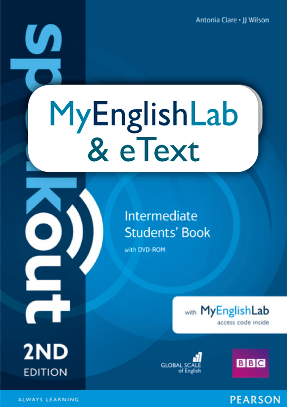 SPEAKOUT INTERMEDIATE ETEXT & MEL - 9781292172798