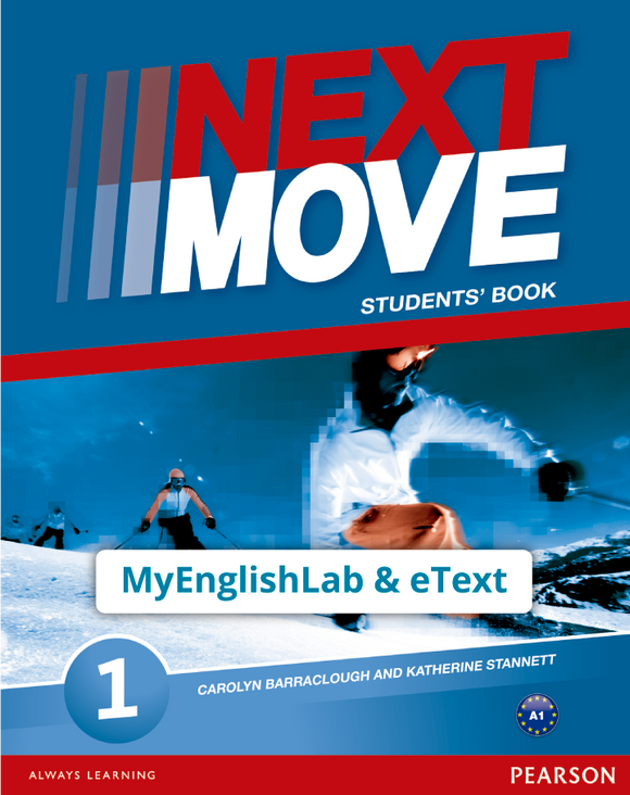 Next Move 1 (MEL + eText) - 9781447972723