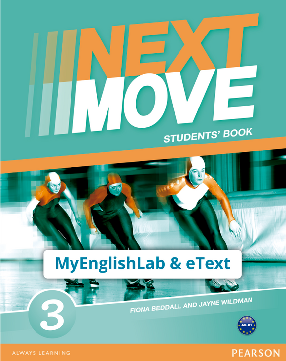 Next Move 3 (MEL + eText) - 9781447972808
