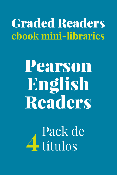 PEARSON ENGLISH READERS MINI-LIBRARIES | PACK 30 CODES (4 títulos)