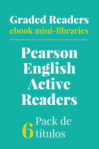 PEARSON ACTIVE READERS MINI-LIBRARIES | PACK 30 CODES