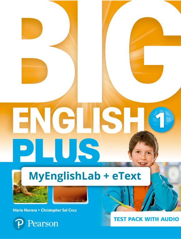BIG ENGLISH PLUS 1, STU ACCESS CODE (MEL + ETEXT) - 9781292357942
