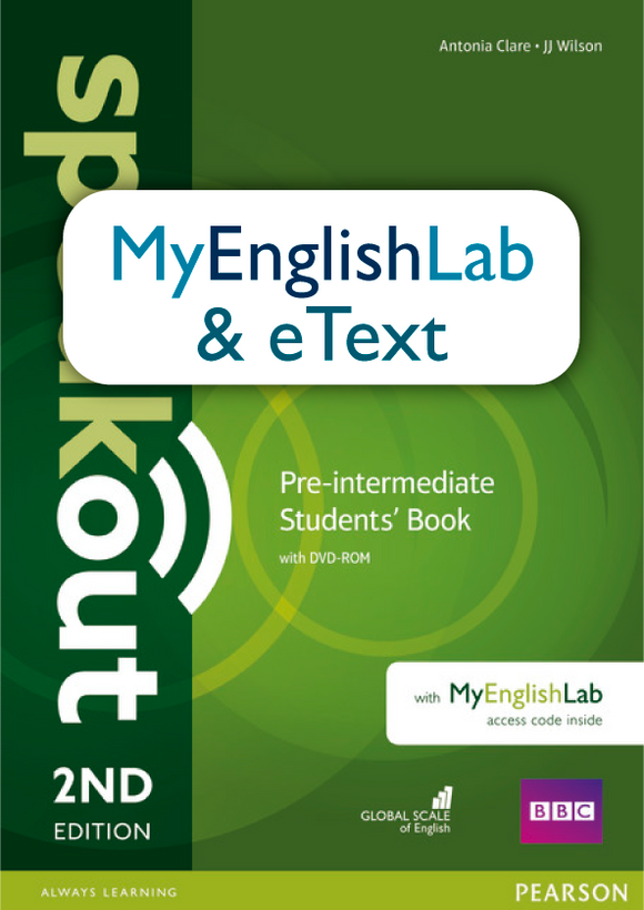 SPEAKOUT PRE-INTERMEDIATE ETEXT & MEL - 9781292172781