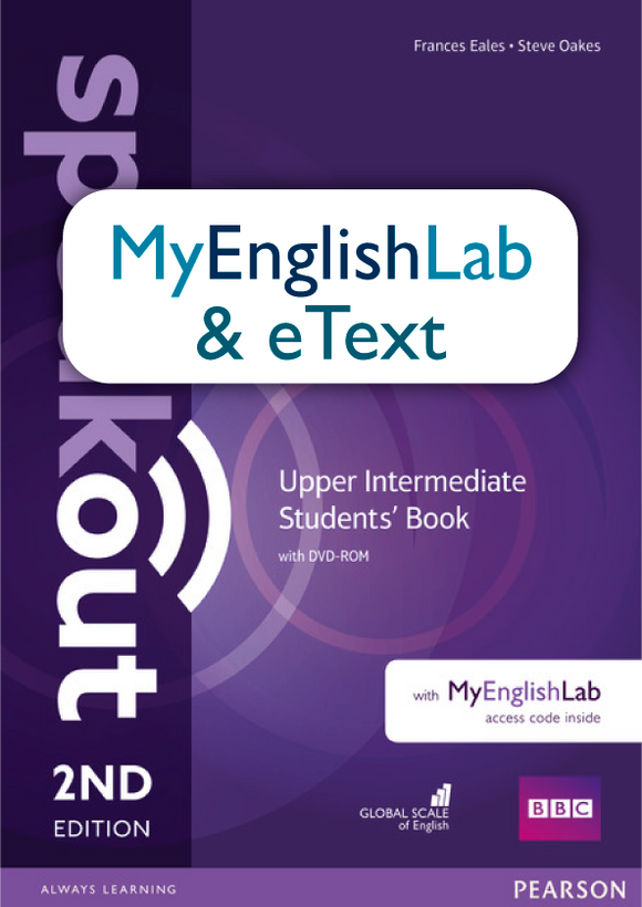 SPEAKOUT UPPER INTERMEDIATE ETEXT & MEL - 9781292172804
