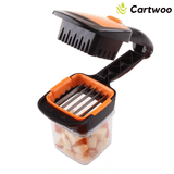 ADVANCED FRUIT & VEGETABLE CUTTER