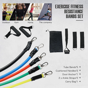 CartWoo™ - Exercise Resistance Bands