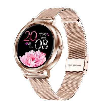 Full Touch Screen 39mm diameter Women Smart Watch