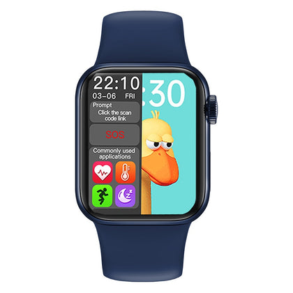 Full Screen Bluetooth PK IWO 13 Smart Watch