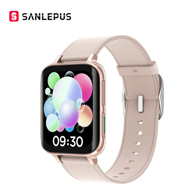 Waterproof Bluetooth Calls Smart Watch for Men Women