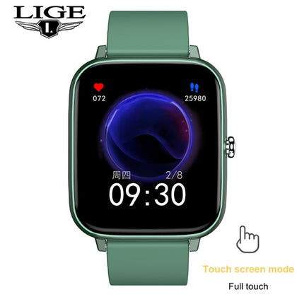 Fashion Bluetooth Call Sport Waterproof Smart Watch