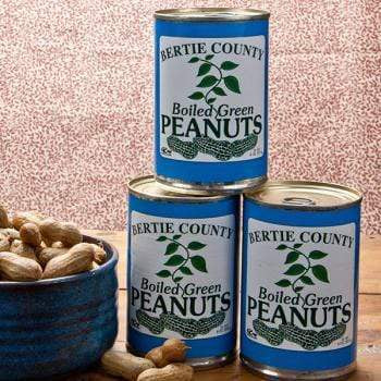 Bertie County Peanuts Bertie County Boiled Peanuts 8 oz Can
